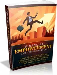 Ebook cover: Financial Empowerment and Your Empowerment