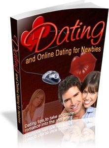 Ebook cover: Dating and Online Dating for Newbies