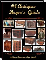 Ebook cover: Antique Buyers Guide