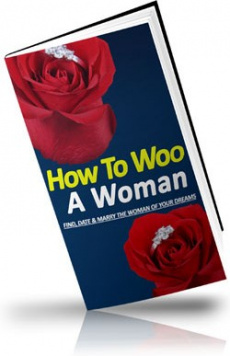 Ebook cover: How To Woo A Woman