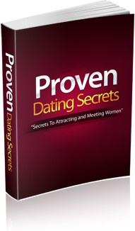 Ebook cover: Proven Dating Secrets for Men