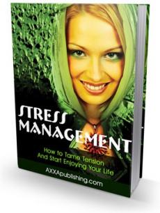 Ebook cover: Stress Management!