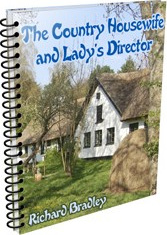 Ebook cover: The Country Housewife and Lady's Director