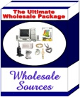 Ebook cover: The Ultimate Wholesale Package