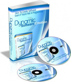 Ebook cover: Dynamic Software Creation