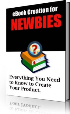 Ebook cover: eBook Creation for NEWBIES