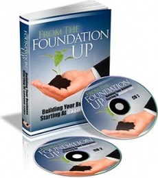 Ebook cover: From The Foundation Up