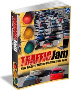 Ebook cover: Traffic Jam