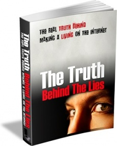 Ebook cover: The Truth Behind The Lies