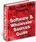 Ebook cover: Software & Wholesale Sources Guide