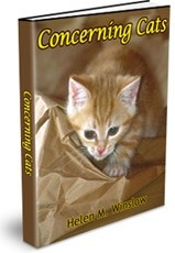 Ebook cover: Concerning Cats