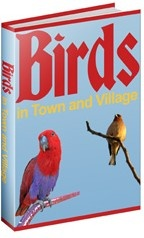 Ebook cover: Birds in Town and Village