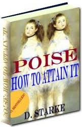 Ebook cover: Poise: How to Attain It