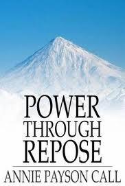 Ebook cover: Power Through Repose