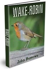 Ebook cover: Wake-Robin