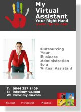 Ebook cover: Outsourcing Your Business Administration to a Virtual Assistant