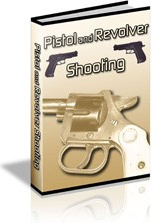 Ebook cover: Pistol and Revolver Shooting