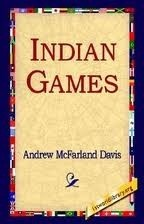 Ebook cover: Indian Games