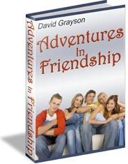 Ebook cover: Adventures In Friendship