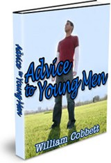 Ebook cover: Advice to Young Men