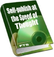 Ebook cover: Self-publish at Speed of Thought