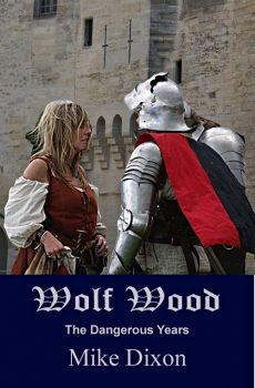 Ebook cover: Wolf Wood