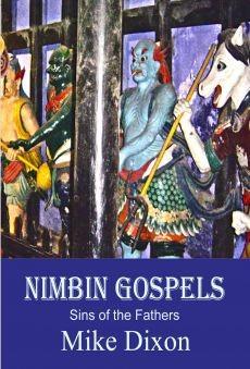 Ebook cover: Nimbin Gospels