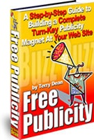 Ebook cover: Free Publicity