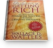 Ebook cover: The Science of Getting Rich