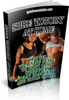 Ebook cover: Sure Victory at Home