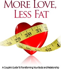 Ebook cover: More Love Less Fat