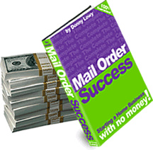 Ebook cover: Mail Order Success