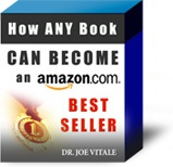 Ebook cover: How ANY Book Can Become an Amazon Bestseller