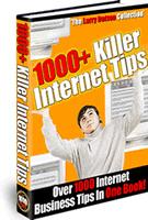 Ebook cover: 1000+ Killer Internet Tips