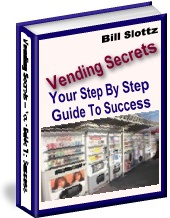 Ebook cover: Start Your Own Vending Business