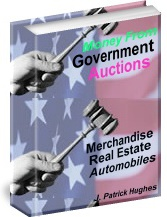 Ebook cover: Make Money From Government Auctions