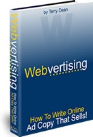 Ebook cover: Webvertising