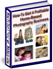 Ebook cover: Home Based Photography Business