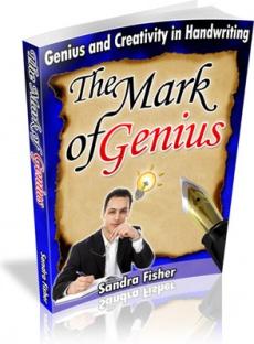 Ebook cover: The Mark of Genius
