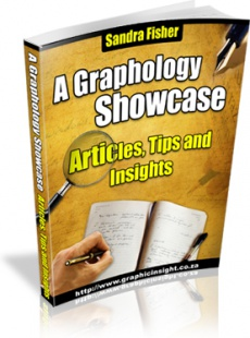 Ebook cover: A Graphology Showcase