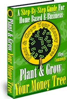 Ebook cover: Plant & Grow Your Money Tree