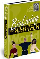 Ebook cover: BioLiving In A Hi-Tech World