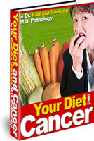 Ebook cover: Your Diet and Cancer