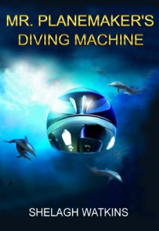 Ebook cover: Mr. Planemaker's Diving Machine