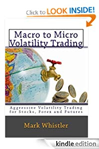Ebook cover: Macro to Micro Volatility Trading - Kindle Edition