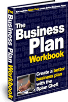 Ebook cover: The Business Plan Workbook
