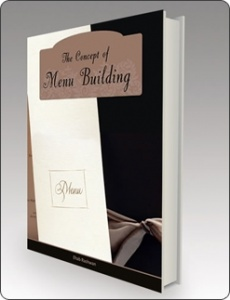 Ebook cover: The Concept of Menu Building