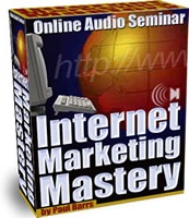 Ebook cover: Internet Marketing Mastery