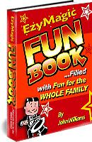 Ebook cover: Ezy Magic Fun Book