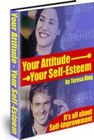 Ebook cover: Your Attitude - Your Self-Esteem